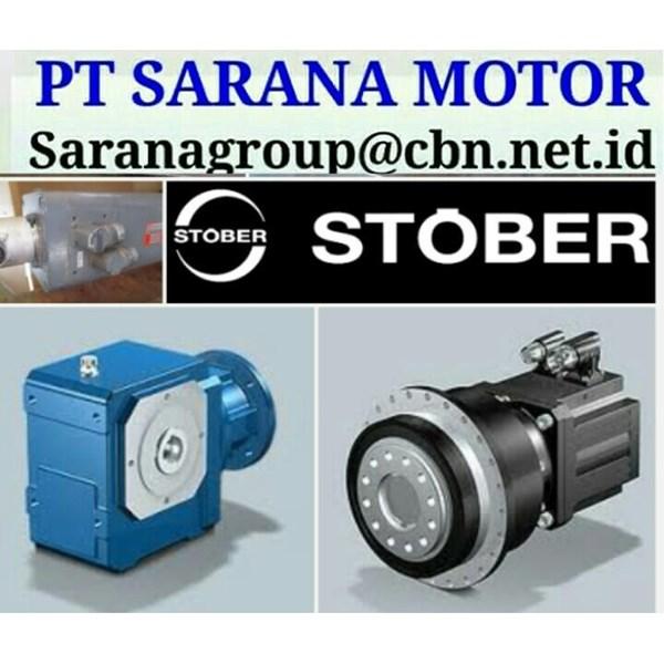 STOBER PLANETARY GEAR MOTOR PT SARANA MOTOR