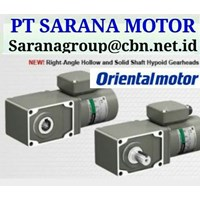 Jual ORIENTAL GEARMOTOR ORIENTAL GEARHEAD PT SARANA MOTOR 2
