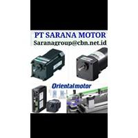 ORIENTAL GEARMOTOR GEAR HEAD PT SARANA MOTOR  1