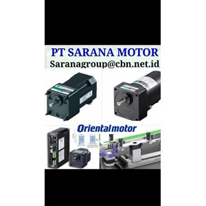 ORIENTAL GEARMOTOR GEAR HEAD PT SARANA MOTOR