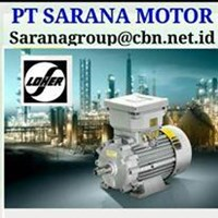 LOHER ELECTRIC  AC MOTOR PT SARANA MOTOR LOHER MOTOR 1
