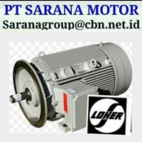 LOHER AC MOTOR PT SARANA MOTOR ELECTRIC MOTOR 1