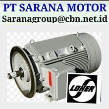 LOHER AC MOTOR PT SARANA MOTOR ELECTRIC MOTOR