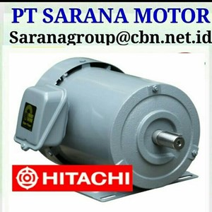 HITACHI ELECTRIC MOTORS PT SARANA MOTOR