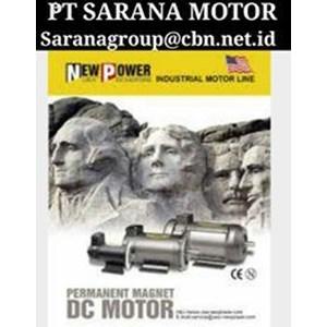 NEW POWER DC MOTOR PT SARANA NEWPOWER