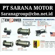 NEW POWER DC MOTORS PT SARANA NEWPOWER