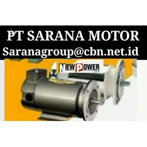 NEW POWER DC MOTOR PT SARANA NEWPOWER TPG