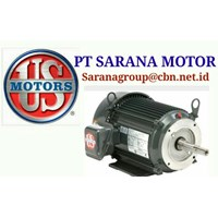 US ELECTRIC MOTOR PT SARANA MOTOR EMERSON MOTOR