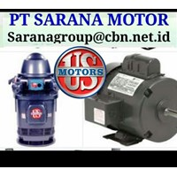 US ELECTRIC MOTOR PT SARANA AC MOTOR EMERSON MOTOR