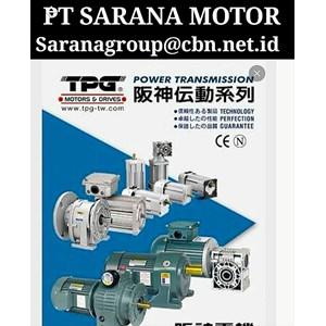 TPG GEAR MOTOR PT SARANA MOTOR TPG ELECTRIC MOTOR VIBRTOR BLOWER