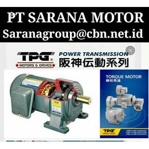 TPG GEAR MOTOR PT SARANA MOTOR TPG ELECTRIC MOTOR VIBRTOR BLOWER DC
