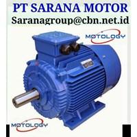 MOTOLOGY AC ELECTRIC MOTOR PT SARANA MOTOR