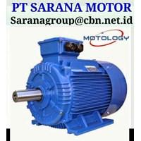 MOTOLOGY AC ELECTRIC MOTOR PT SARANA MOTOR ELECTRIC MOTOR