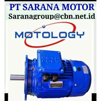 MOTOLOGY AC ELECTRIC MOTOR PT SARANA MOTOR GEAR