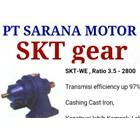 PT SARANA MOTOR SKT GEAR MOTOR REDUCER GEAR MOTOR 2
