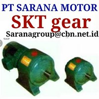 PT SARANA MOTOR SKT GEAR MOTOR REDUCER GEAR