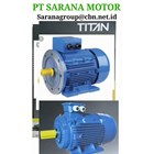 PT SARANA TITAN ELECTRIC AC MOTOR TITAN FOOT MOUNTED 1