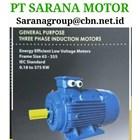 PT SARANA TITAN  ELECTRIC AC MOTOR 50 HZ FOOT MOUNTED 1