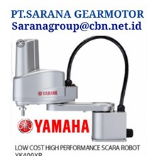 Gear motor YAMAHA ROBOTICS PT SARANA GEAR MOTOR
