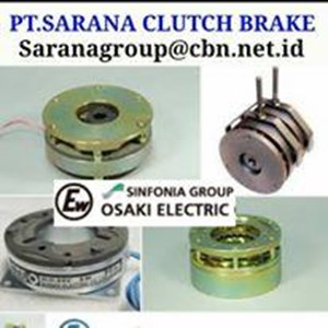 OSAKI CLUTCH BRAKE PT SARANA BRAKE SELL OSAKI CLUTCH FOR GEAR MOTOR