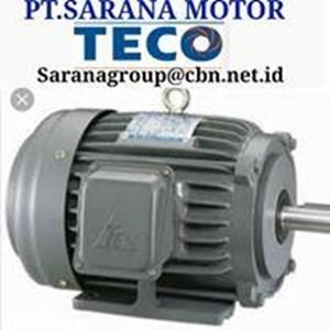 TECO ELECTRIC AC MOTOR GEAR MOTOR  PT SARANA MOTOR