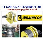 GEAR REDUCER DINAMIC OIL PLANETARY GEARBOX PT SARANA GEAR MOTOR 1
