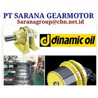 GEAR REDUCER DINAMIC OIL PLANETARY GEARBOX PT SARANA GEAR MOTOR