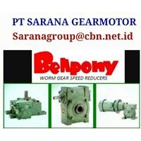 Jual TYPE PA GEARBOX BELLPONY SPEED REDUCER PT SARANA GEAR MOTOR 2