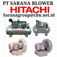 Jual AIR COMPRESSOR HITACHI BLOWER VORTEX RB PT SARANA TEKNIK BEBICON 2