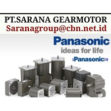 JAKARTA PANASONIC COMPAC AC GEARED MOTOR PT SARANA GEAR MOTOR