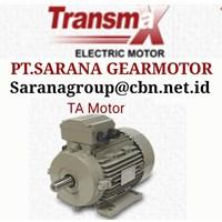 TRANSMAX AC  3phase 50 hz MOTOR PT SARANA GEAR MOTOR