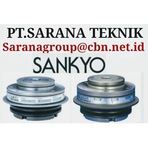 Dari AGENT JAKARTA SANKYO TORQUE LIMITER CLUTCH BRAKE PT SARANA TEKNIK 0