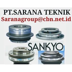 Dari AGENT JAKARTA SANKYO TORQUE LIMITER CLUTCH BRAKE PT SARANA TEKNIK 1
