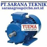 PT SARANA Motor Listrik Sa Seri B14 Merk Yuema