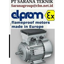 ELPROM FRAME PROOF MOTOR PT SARANA TEKNIK