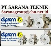 Jual EXPLOSION PROOF MOTOR ELPROM FRAME PROOF MOTOR PT SARANA TEKNIK 2