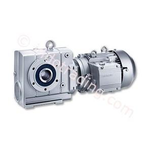 Motox Helical Worm Gear Motor