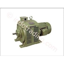 Eddy Current Kecepatan Variable Motor Dc