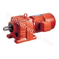 Helical Gear Unit Dan Gear Motor Merk Sew Eurodrive