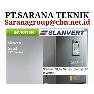 JAKARTA PT SARANA TEKNIK AGENT INVERTER SLANVERT