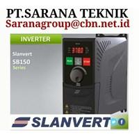 Jual SLANVERT INVERTER PT SARANA TEKNIK AGENT INVERTER SLANVERT 2