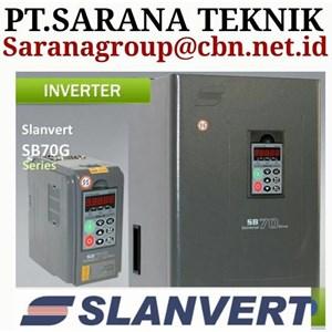 SLANVERT INVERTER PT SARANA TEKNIK AGENT INVERTER SLANVERT