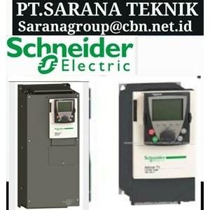 SCHNEIDER ELECTRIC INVERTER ALTIVAR PT SARANA TEKNIK