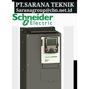 PT SARANA TEKNIK SCHNEIDER ELECTRIC INVERTER ALTIVAR