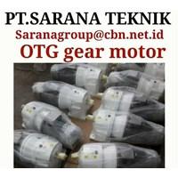 OTG HELICAL  GEAR MOTOR PT SARANA GEAR MOTOR gearbox 1