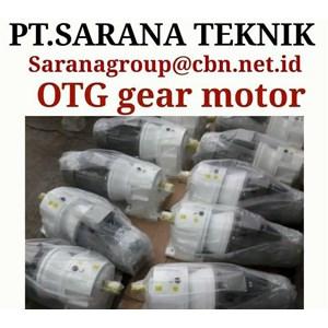 OTG HELICAL  GEAR MOTOR PT SARANA GEAR MOTOR gearbox