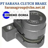 PT SARANA TEKNIK COREMO CLUTCH BRAKE  CLUTCHES