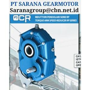 OCR GEAR REDUCER SMSR GEARBOX PT SARANA GEAR MOTOR