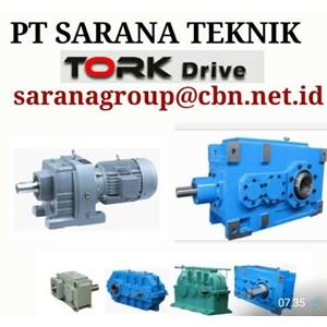 SHANGHAI TORK DRIVE GEAR MOTOR & GEAR REDUCER PT SARANA TEKNIK GEARBOX