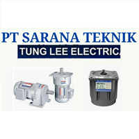 Gearbox Motor Tung Lee Electric